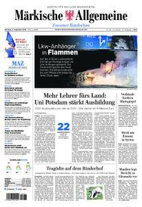 Märkische Allgemeine Zossener Rundschau - 11. September 2018