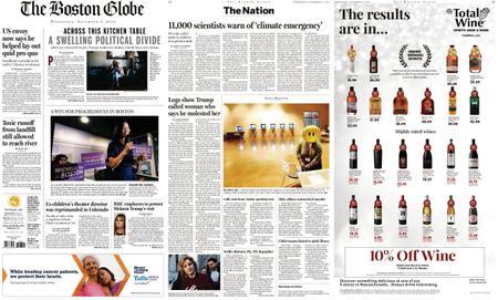 The Boston Globe – November 06, 2019