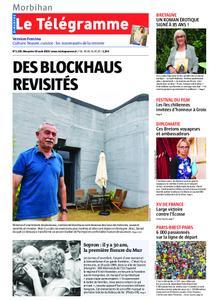 Le Télégramme Auray – 18 août 2019