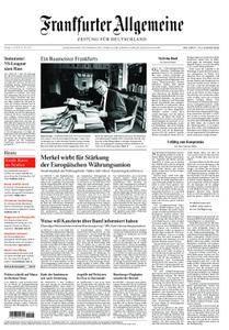Frankfurter Allgemeine Zeitung F.A.Z. - 04. Juni 2018
