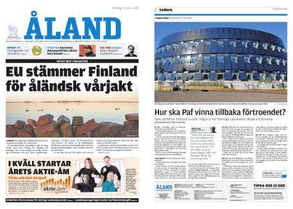 Ålandstidningen – 09 mars 2018