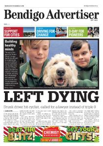 Bendigo Advertiser - November 27, 2019