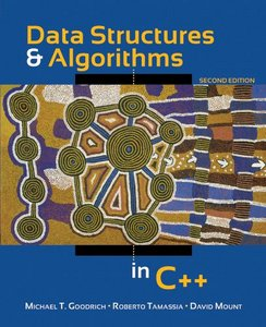 Data Structures and Algorithms in C++, 2 edition
