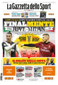 La Gazzetta dello Sport Roma – 12 giugno 2020