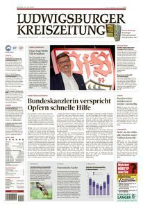 Ludwigsburger Kreiszeitung LKZ - 19 Juli 2021