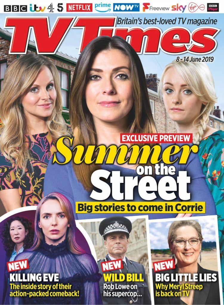 TV Times - 08 June 2019