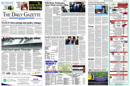The Daily Gazette – July 12, 2020