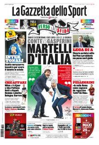 La Gazzetta dello Sport Sicilia – 09 gennaio 2020