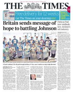 The Times - 8 April 2020