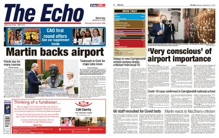 Evening Echo – September 12, 2020
