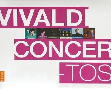Antonio Vivaldi - Concertos Vol I [6CDs] (2012)