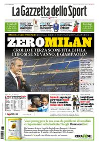 La Gazzetta dello Sport Sicilia – 30 settembre 2019