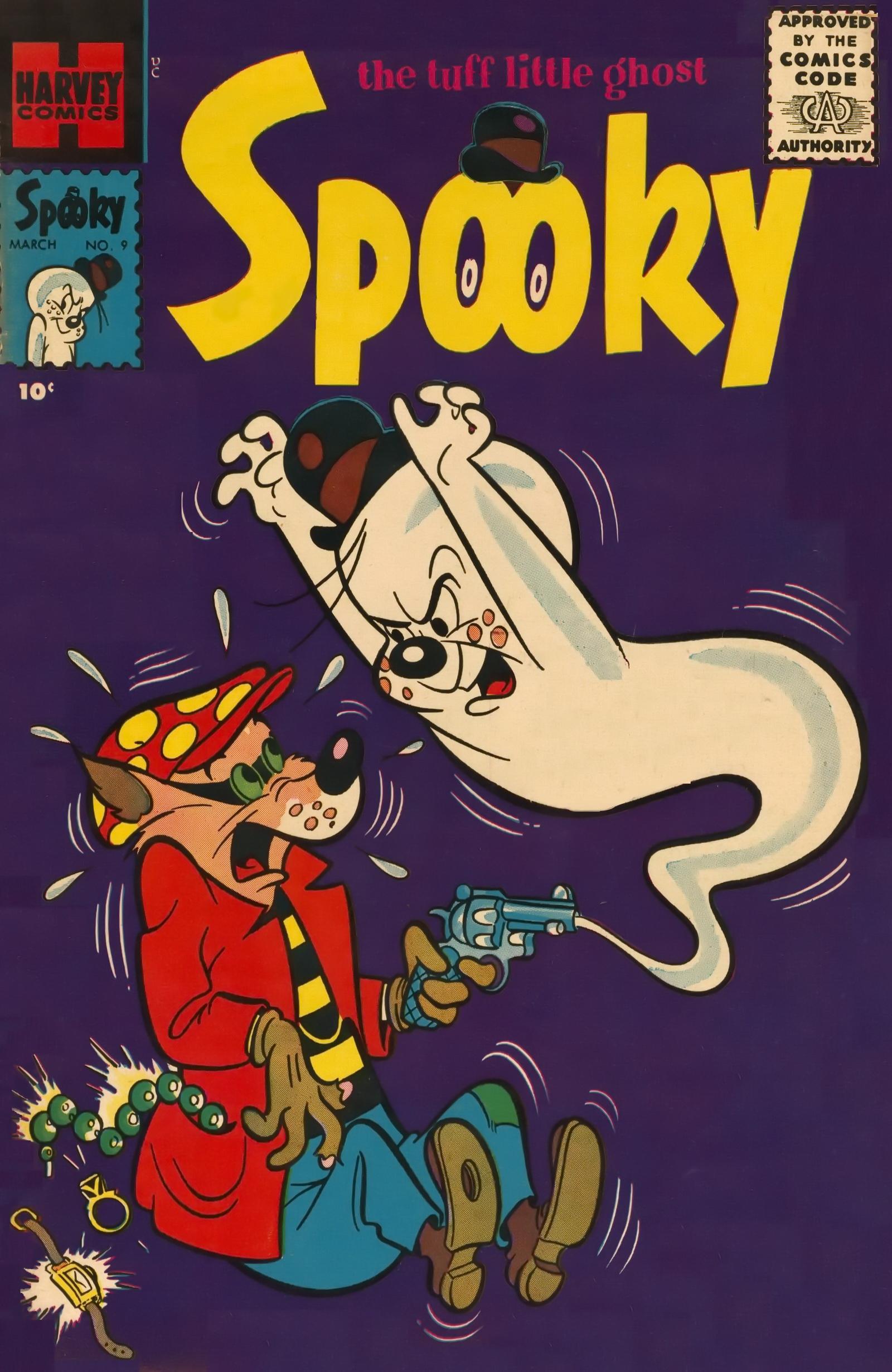 Spooky 009 1957