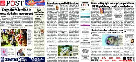 The Guam Daily Post – July 01, 2018