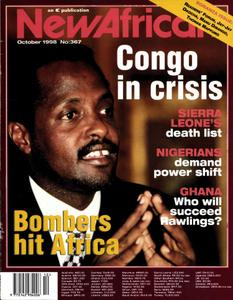 New African - October 1998