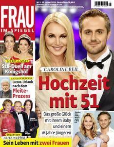 Frau im Spiegel No 03 – 10. Januar 2018