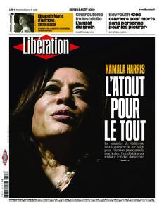 Libération - 13 août 2020