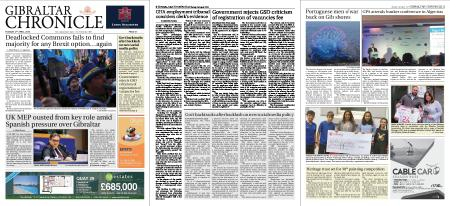 Gibraltar Chronicle – 02 April 2019