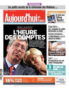 Aujourd'hui en France – 13 mai 2019