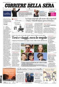 Corriere della Sera – 13 agosto 2020