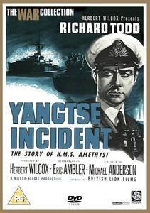 Yangtse Incident: The Story of H.M.S. Amethyst (1957)
