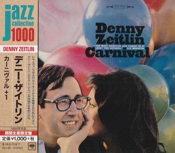Denny Zeitlin - Carnival (1964) {2015 Japan Jazz Collection 1000 Columbia-RCA Series SICJ 82}