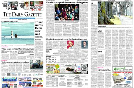 The Daily Gazette – January 05, 2019
