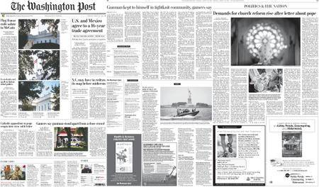 The Washington Post – August 28, 2018