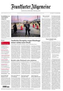 Frankfurter Allgemeine Zeitung F.A.Z. - 21. November 2018