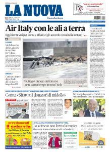 La Nuova Sardegna Nuoro - 23 Aprile 2019