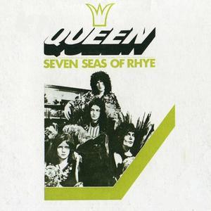 Queen - Seven Seas Of Rhye (1991) (3''CD JAPAN Single)