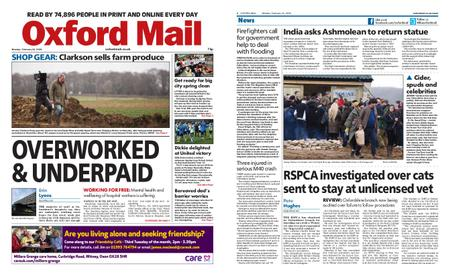 Oxford Mail – February 24, 2020