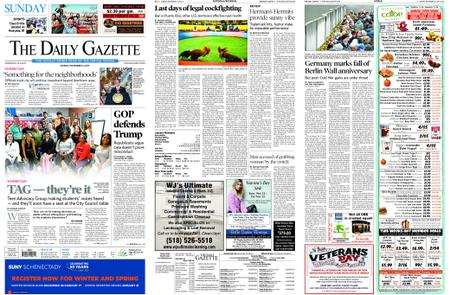 The Daily Gazette – November 10, 2019