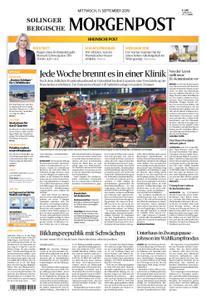 Solinger Morgenpost – 11. September 2019