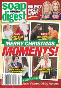 Soap Opera Digest - December 30, 2019