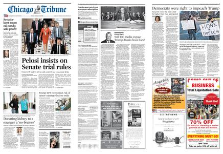 Chicago Tribune – December 20, 2019