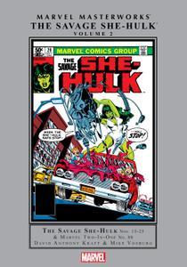 Marvel Masterworks - Savage She-Hulk v02 (2019) (Digital) (Zone-Empire