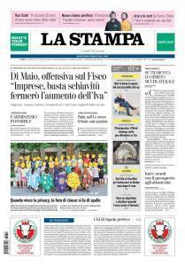 La Stampa Imperia e Sanremo - 8 Giugno 2018