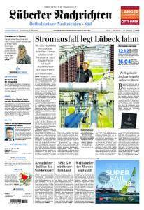 Lübecker Nachrichten Ostholstein Süd - 17. Mai 2018