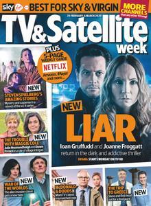 TV & Satellite Week - 29 February 2020