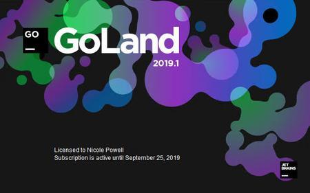 JetBrains GoLand 2019.1.3