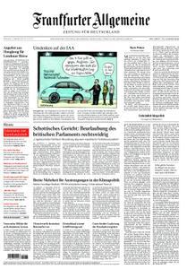 Frankfurter Allgemeine Zeitung F.A.Z. - 12. September 2019