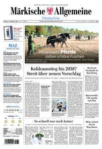 Märkische Allgemeine Fläming Echo - 17. September 2018