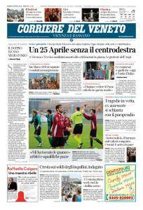 Corriere del Veneto Vicenza e Bassano - 26 Aprile 2018