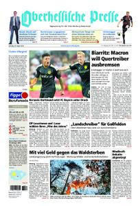 Oberhessische Presse Marburg/Ostkreis - 24. August 2019