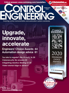 Control Engineering - February 2020