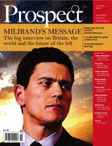 Prospect Magazine - October 2008