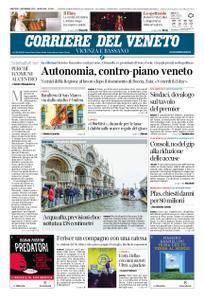 Corriere del Veneto Vicenza e Bassano – 12 novembre 2019