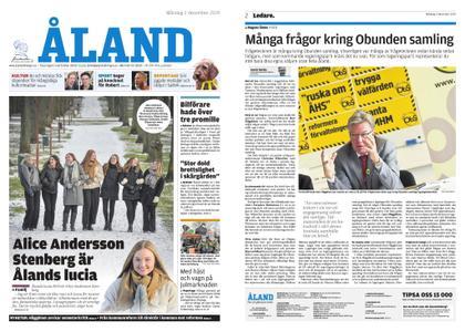 Ålandstidningen – 02 december 2019