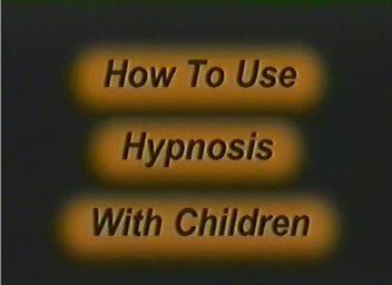 Gerald Kein - How To Use Hypnosis With Children